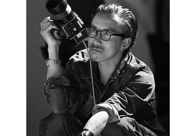 写真家のレスリー・キー