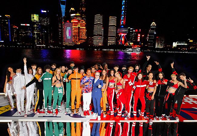 上海での「TOMMYNOW ICONS」より