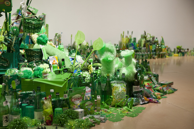 "[参考画像] ハン・ソクヒョン『Super-Natural』(部分)(2011/2016)Installation view of the exhibition ""Megacities Asia"" at the Museum of Fine Arts, Boston Courtesy of the artist  © HAN Seok Hyun 写真提供:金沢21世紀美術館"