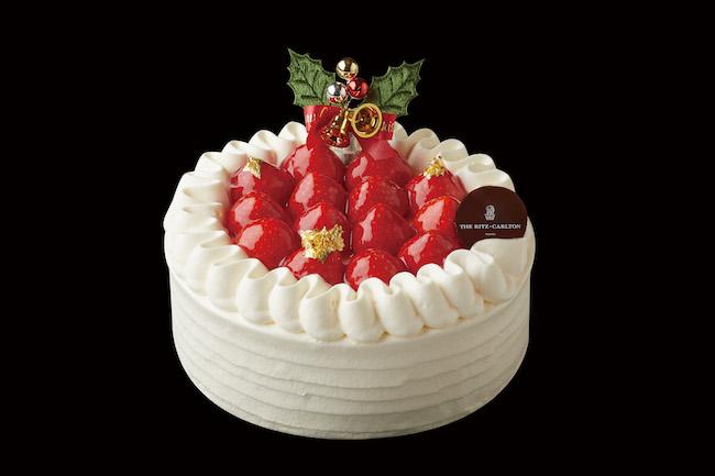 「ストロベリーショートケーキ」¥3,900(直径9cm)¥4,900(直径12cm)¥6,300(直径15cm)
