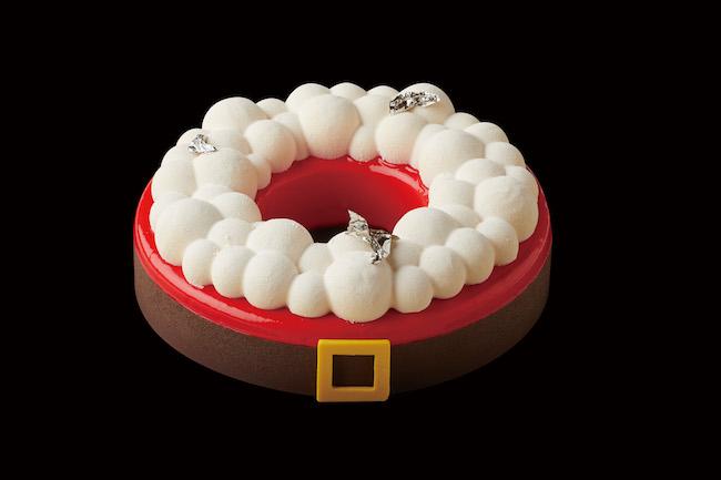 「ストロベリーマスカルポーネケーキ」¥7,000(要予約)