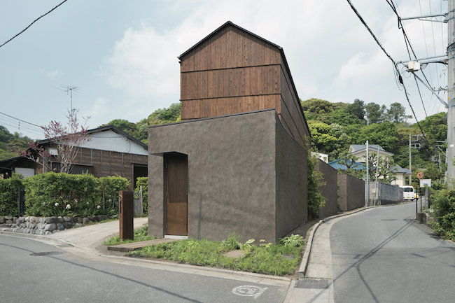 『A House for Oiso』 (2014-15年/神奈川) Photo: Takumi Ota Image: courtesy of DGT.