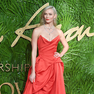 The Fashion Awards at Royal Albert Hall, London.  Pictured: Karlie Kloss Ref: SPL1632400  051217   Picture by: Splash News  Splash News and Pictures Los Angeles:	310-821-2666 New York:	212-619-2666 London:	870-934-2666 photodesk@splashnews.com