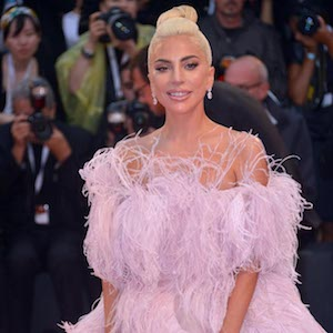 "75th Venice Film Festival, red carpet film ""A Star Is Born"". Pictured: Lady Gaga"