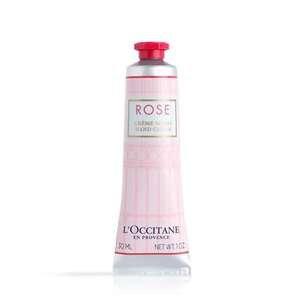 ローズ ハンドクリーム 30㎖ ¥1,400/75㎖ ¥2,800
