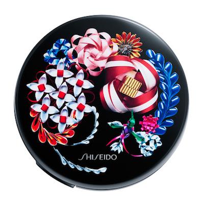 資生堂 ケース(クッションコンパクト用)リボネシア リミテッドエディション バイブラントブラック ¥1,200