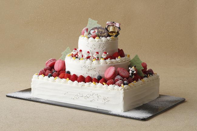「クリスマスショートケーキ」(限定5個)¥38,000