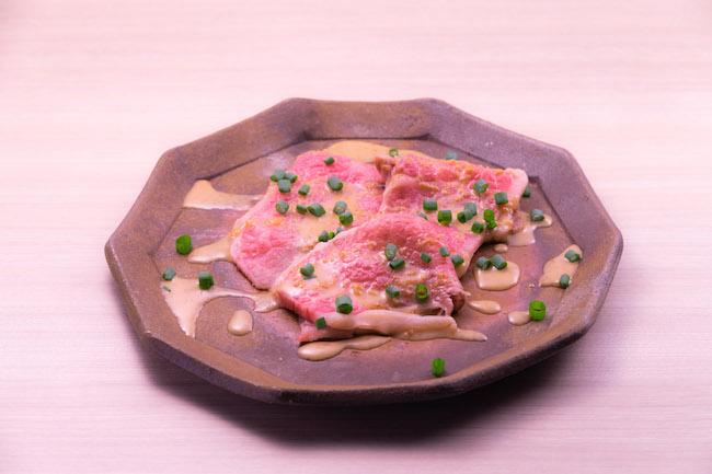 オリーブ牛しゃぶしゃぶ ¥2,500