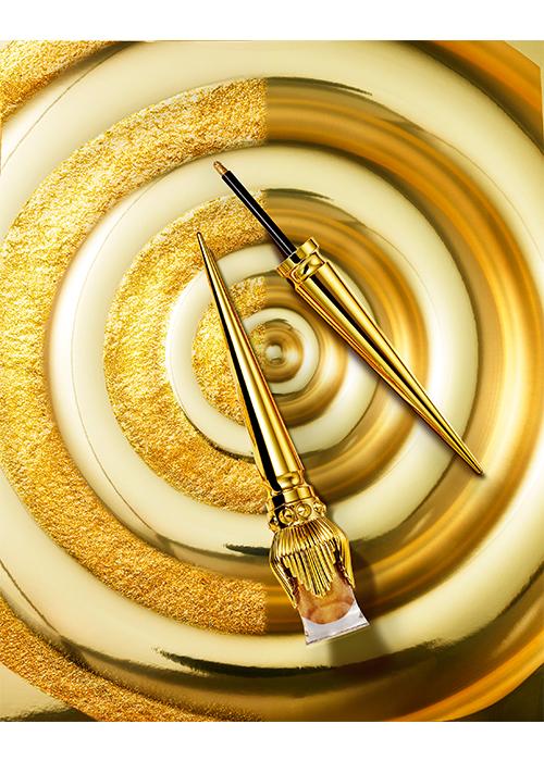 タッパロイユ メタリック アイカラー ゴールドマニア(7mL)各¥7,000