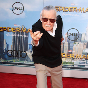 166998, Stan Lee attends the Spider-Man: Homecoming Premiere. Los Angeles, California - Wednesday June 28, 2017. Photograph: © PacificCoastNews. Los Angeles Office (PCN): +1 310.822.0419 UK Office (Photoshot): +44 (0) 20 7421 6000