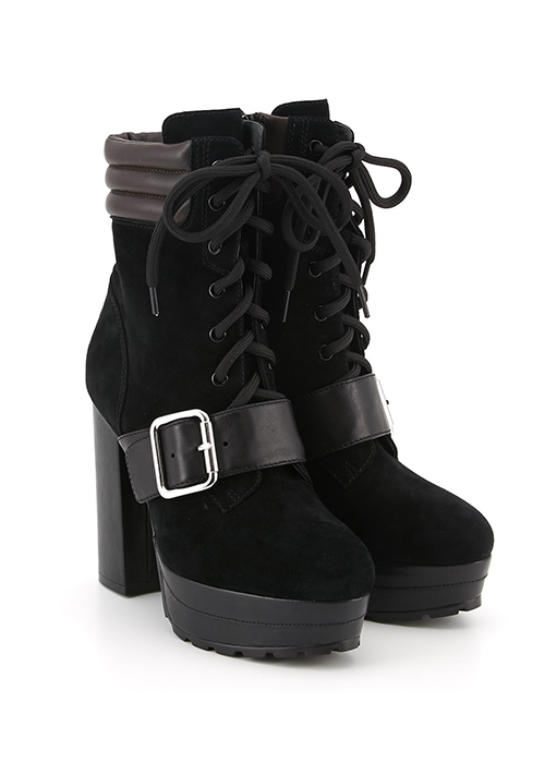 JS Collabo Hell Boots ¥29,800 (DARK BLACK)