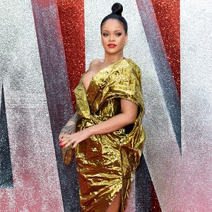 Rihanna attends the european premiere of 'Ocean's 8' in Leicester Square on June 13, 2018 in London, England BANG MEDIA INTERNATIONAL FAMOUS PICTURES 28 HOLMES ROAD LONDON NW5 3AB UNITED KINGDOM tel +44 (0) 20 7485 1005 e-mail pictures@famous.uk.com www.famous.uk.com JHMH10171