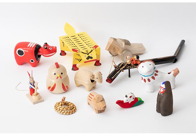 デッザンの元となった郷土玩具