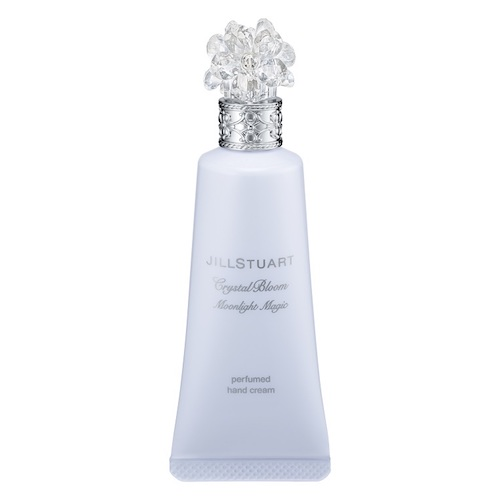 Crystal-Bloom-Moonlight-Magic-perfumed-hand-creamジルスチュアート クリスタルブルーム ムーンライトマジック パフュームド ハンドクリーム 40g ¥2,400(数量限定)