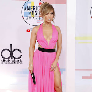 Celebrities attend the 2018 American Music Awards at Microsoft Theatre in Los Angeles, USA, on 09 October 2018.    Pictured: Jennifer Lopez  Ref: SPL5032046 091018 NON-EXCLUSIVE  Picture by: SplashNews.com    Splash News and Pictures  Los Angeles: 310-821-2666 New York: 212-619-2666 London: 0207 644 7656 Milan: +39 02 4399 8577 Sydney: +61 02 9240 7700  photodesk@splashnews.com    World Rights, No Denmark Rights, No Germany Rights, No Netherlands Rights, No Sweden Rights, No Switzerland Rights
