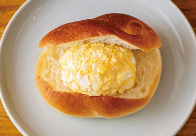 「極みの卵サンド」¥220(税込)テイクアウトのみ