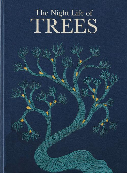 『夜の木』初版(2006年)の表紙。各国語の版ごとに表紙が変わるため、コレクターも多い。