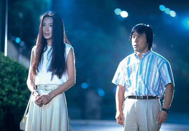 浅野温子と武田鉄矢が主演『101回目のプロポーズ』