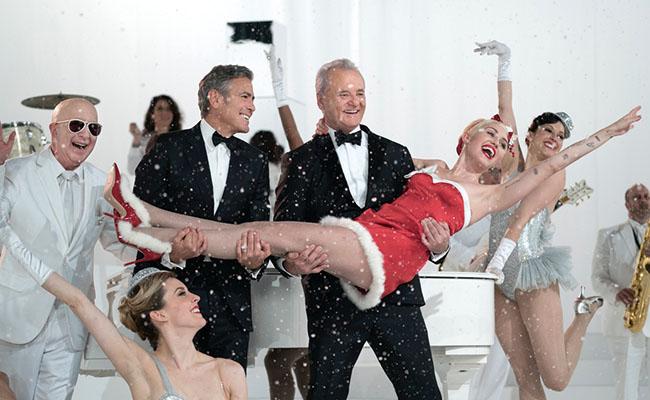 ソフィア・コッポラ監督作『ビル・マーレイ・クリスマス』(Netflix)
