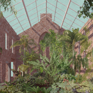 Granby Winter Garden Collage Image: Assemble