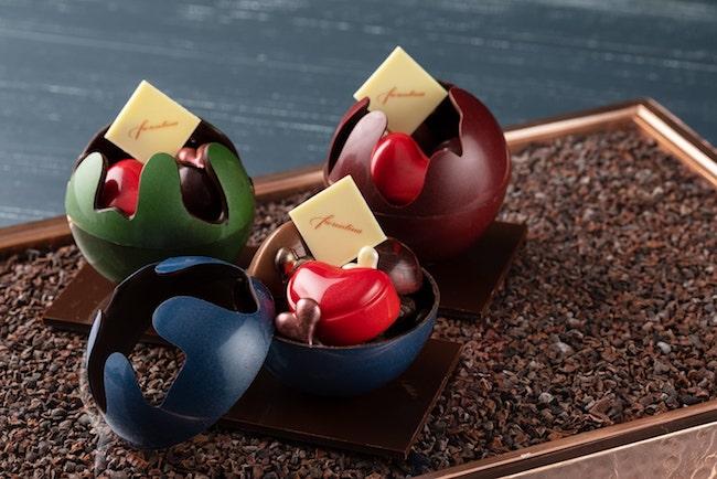 ショコラ コスモス 3種 各¥3,000