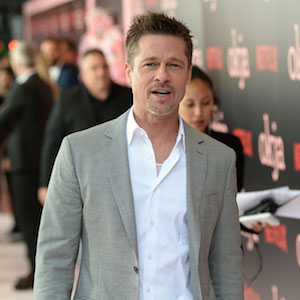 Brad Pitt at the 'Okja' screening on June 8, 2017 in New York City..  BANG MEDIA INTERNATIONAL FAMOUS PICTURES 28 HOLMES ROAD LONDON NW5 3AB UNITED KINGDOM tel +44 (0) 20 7485 1005 e-mail info@famous.uk.com