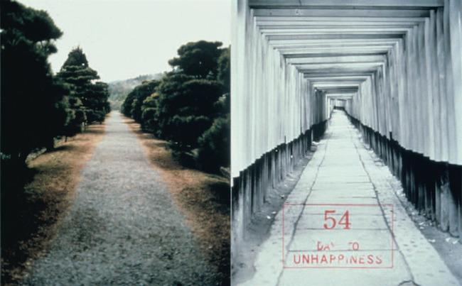 Sophie Calle『Exquisite Pain, 1984-2003』(© Sophie Calle / ADAGP, Paris 2018 and JASPAR, Tokyo, 2018)