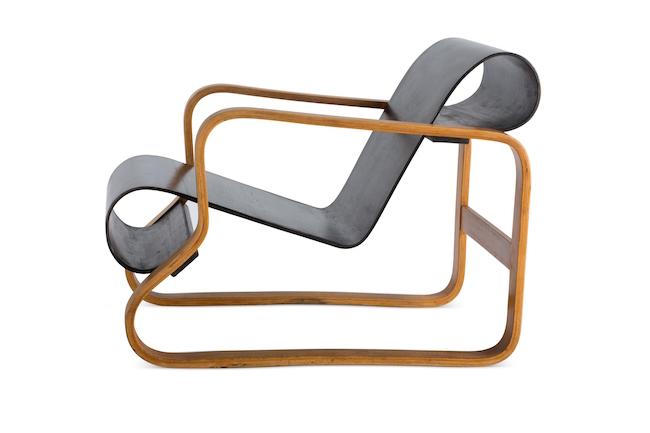アームチェア 41 パイミオ/Alvar Aalto, 1932 ⓒVitra Design Museum, photo: Jürgen Hans