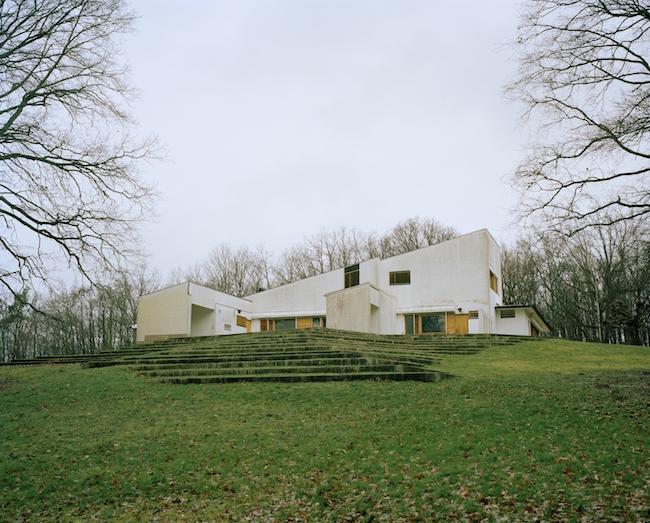 アルミン・リンケ撮影、ルイ・カレ邸/Alvar Aalto, 1956-59/61-63 ⓒArmin Linke, 2014