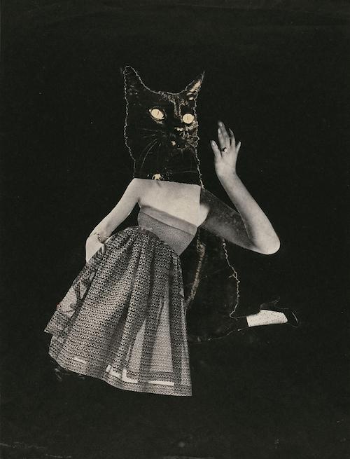 『マスク』 ©Okanoue Toshiko, 個人蔵