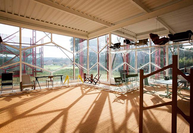 KRAGSTUHL MUSEUM/ALISON&PETER SMITHSON