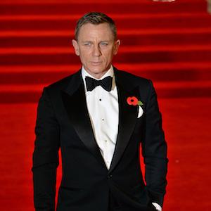 The World Premiere of James Bond film Spectre at the Royal Albert Hall in London  Pictured: Daniel Craig Ref: SPL1159625  261015   Picture by: Splash News  Splash News and Pictures Los Angeles:310-821-2666 New York:212-619-2666 London:870-934-2666 photodesk@splashnews.com