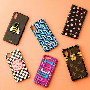 春に向けて買い替えたい!人気ブランドの最旬iPhoneケース