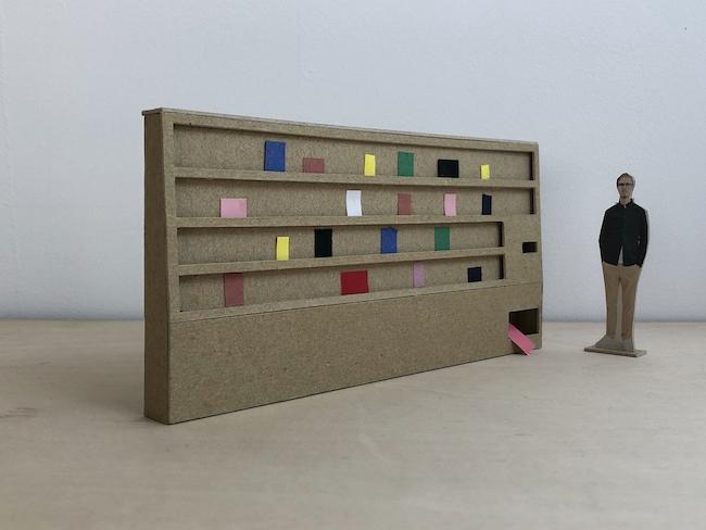「Art Book Vending Machine(アートブック販売機)」