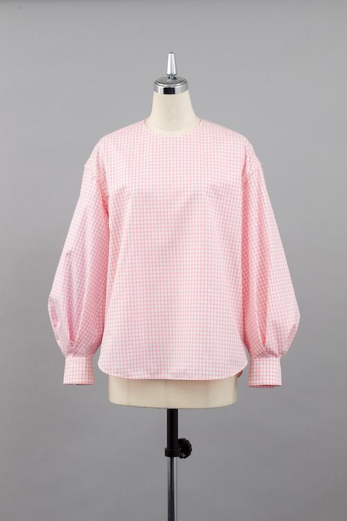 シャツ(ホワイト・ブルーストライプ・ピンクチェックの3色展開) ※伊勢丹新宿ポップアップストア限定発売 ¥39,000