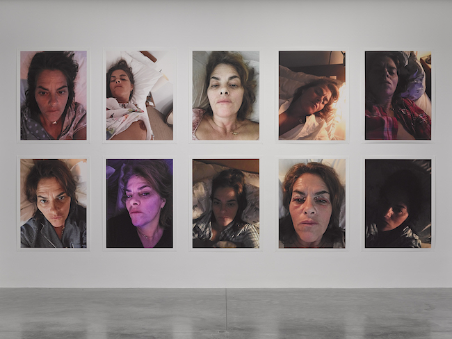 Tracey Emin'A Fortnight of Tears', White Cube Bermondsey 6 February - 7 April 2019 © Tracey Emin. All rights reserved, DACS 2017. Photo © White Cube (Theo Christelis)
