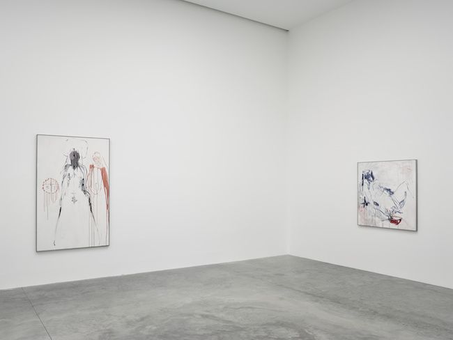 Tracey Emin'A Fortnight of Tears', White Cube Bermondsey 6 February - 7 April 2019 © Tracey Emin. All rights reserved, DACS 2017. Photo © White Cube (Ollie Hammick)