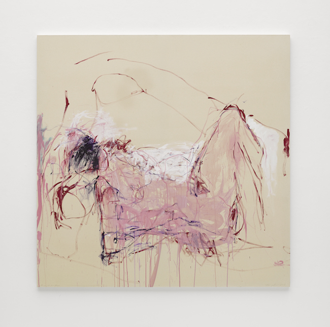 Tracey Emin It was all too Much 2018 © Tracey Emin. All rights reserved, DACS 2017. Photo © White Cube (Theo Christelis). Courtesy White Cuben