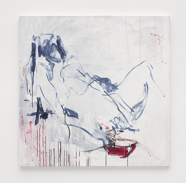 Tracey Emin Sometimes There is No Reason © Tracey Emin. All rights reserved, DACS 2017. Photo © White Cube (Theo Christelis) Courtesy White Cube