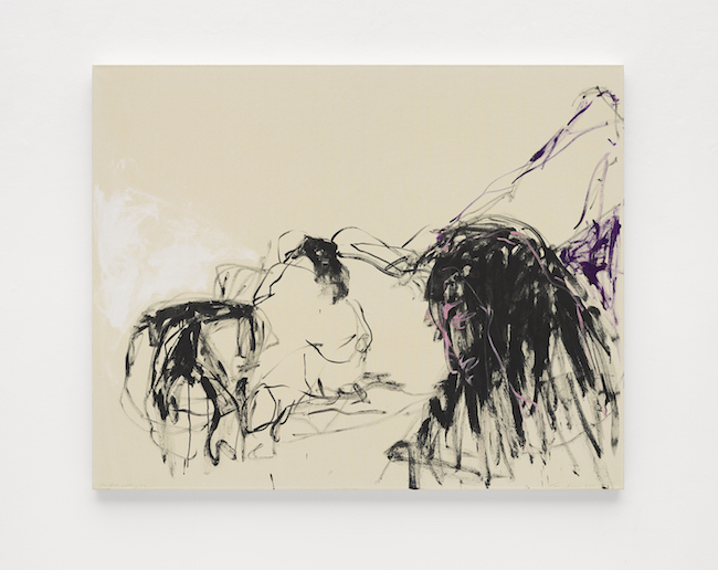 Tracey Emin You Kept watching me © Tracey Emin. All rights reserved, DACS 2017. Photo © White Cube (Theo Christelis) Courtesy White Cube