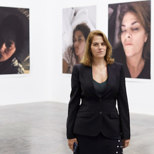 Tracey Emin, photo by Ollie Hammick (White Cube). Courtesy Tracey Emin (1)