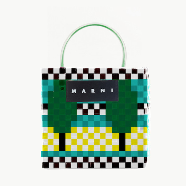 ピクニックバッグミニ(W22×H22×D14cm)¥25,000 3月21日発売 表参道店オープン記念