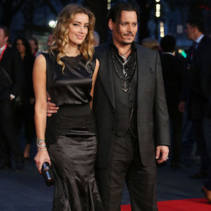 Amber Heard and Johnny Depp attend the Black Mass Premiere part of the BFI London Film Festival held at the Odeon Leicester Square in London 11 October 2015   BANG MEDIA INTERNATIONAL FAMOUS PICTURES 28 HOLMES ROAD LONDON NW5 3AB UNITED KINGDOM tel +44 (0) 20 7485 1500 e-mail pictures@famous.uk.com www.famous.uk.com