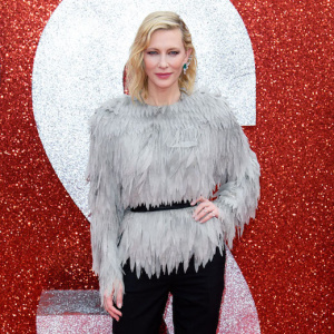 Cate Blanchett attends the european premiere of 'Ocean's 8' in Leicester Square on June 13, 2018 in London, England BANG MEDIA INTERNATIONAL FAMOUS PICTURES 28 HOLMES ROAD LONDON NW5 3AB UNITED KINGDOM tel +44 (0) 20 7485 1005 e-mail pictures@famous.uk.com www.famous.uk.com JHMH10171