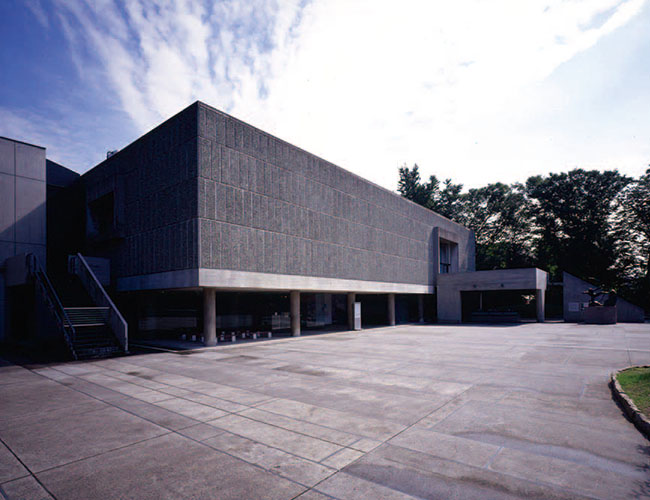 ル・コルビュジエ「国立西洋美術館」1955-59年 ©国立西洋美術館