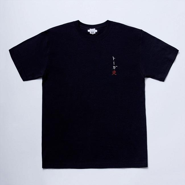 トーガ × THE モンゴリアンチョップス(ホワイト・ブラック2色展開) ¥6,500