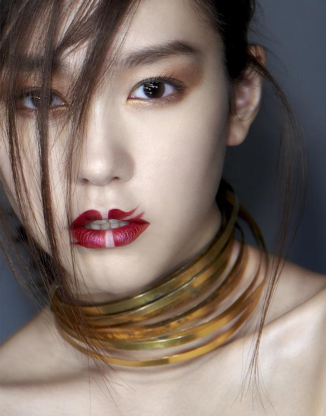 桐谷美玲 Photo: Hajime Watanabe