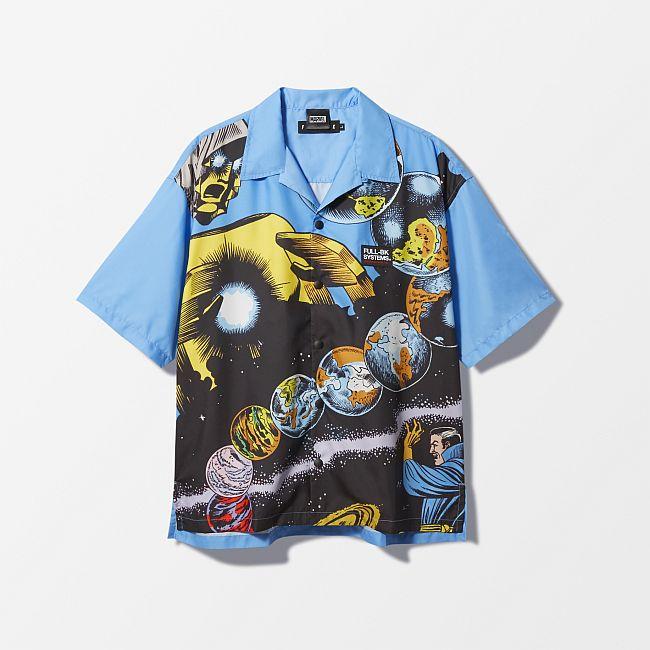 フルビーケー シャツ ¥30,000