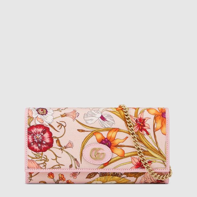 ロングウォレット ライトピンク ¥96,000