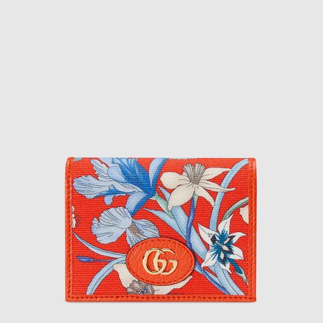 ミニウォレット オレンジ ¥46,000